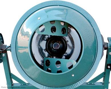 ミナトコンクリートミキサーMMX-30(ドラム内部)