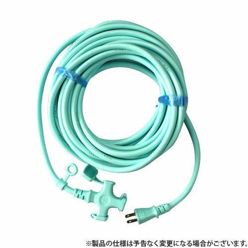 KOWAソフトタイプ延長コード10mKM0602-10ブルー4580138486021 電工ドラム・コード延長コード10M
