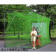 ナンエイ ゴルフネット GN-3060 大型据え置きタイプ (練習用ボール12個付き) 【ゴルフ用品】[r21]
