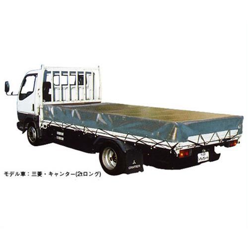 ナンエイ(南栄工業) 大型トラック用 荷台シート TS-40SW (SW生地)