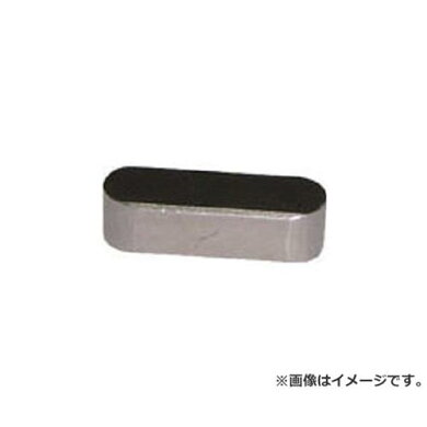 TRUSCO平行キー両丸タイプ(S45C)5X5X10mm(TKRM0510)