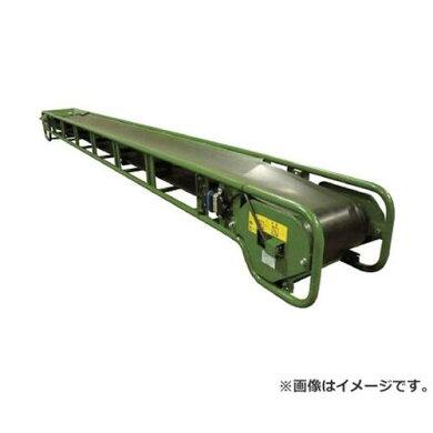 KYCバラ物用コンベヤ350幅機長5mプレートキャリア式KMTA355[KMTA35-5][r20]