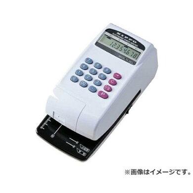 ニッポー電子チェックライター充電式/コードレス機能付FX45CL[FX-45CL][r20]