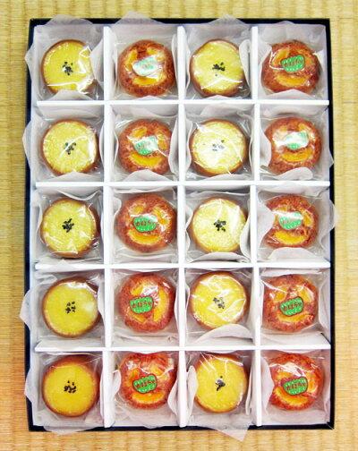 芋・かぼちゃ畑20個入り【秋の味覚】【楽ギフ_のし宛書】