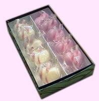 バレンタイン ハートの最中(きもち〜入り)【湊屋の心菓子】10個入り