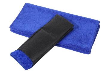 ラバークロス 洗車 マイクロファイバー 除去 洗車 タオル 2枚付 鉄粉 ピッチ 【送料無料】ctr-h86