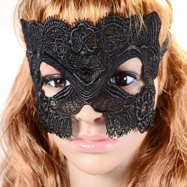 ベネチアン レース アイマスク 6点セット バタフライ マスク 小物 衣装 仮装 仮面 【送料無料】mmk-j93