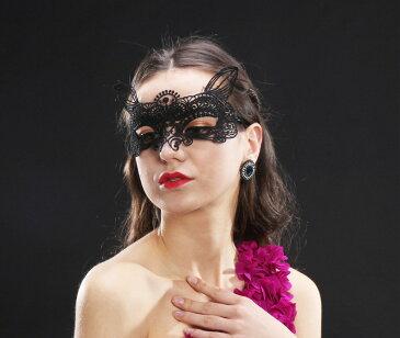 ベネチアン マスク アイマスク セクシー レース バラエティー 8種セット コスプレ 小物 衣装 仮装 仮面 【送料無料】mmk-l30
