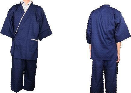 【送料無料】(北海道・九州・沖縄・離島は除く)T/Cバニラン織 作務衣 甚平タイプ(フリーサイズ)5枚 小ロッド販売!レディースファッション・和服・浴衣