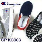 チャンピオンキッズChampionCPKC003ブラックモノグラム・グレー・ネイビー/レッド