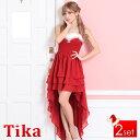 クリスマスドレス♪ ゆんころ ドレス着用 Tika ティカ ...