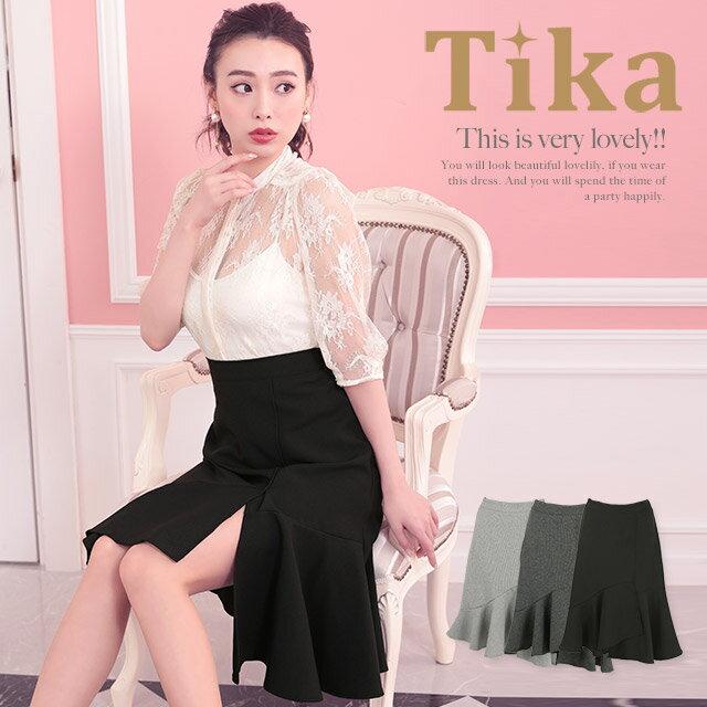 ボトムス, スカート  Tika 3color M