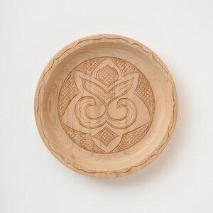 アイヌ語で器の総称が「ニマ」です。こちらは取り皿サイズの5寸皿。ちょっとしたお菓子にも良さ...