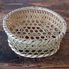 職人が丹誠込めて編み上げた「真竹」の椀かごです。未来に残したい日本の民藝、良き手しごとです。