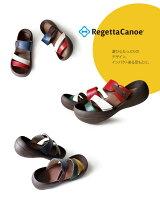 RegettaCanoe-リゲッタカヌー-CJBF-5138ビッグフットトリコロールサンダル/メンズ