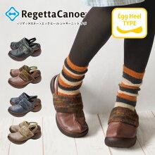 RegettaCanoe-リゲッタカヌー-CJEG-5270エッグヒールレースアップサボ