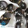 RegettaCanoe Easy -リゲッタカヌーイージー-CJFD-5316 フィールドソール アニマル柄トングサンダル