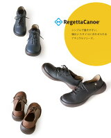 RegettaCanoe-リゲッタカヌー-CJFS-6808フィールドシューズレースアップシューズ