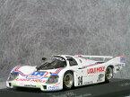 ミニチャンプス 1/43 ポルシェ 956L LIQUI MOLY No.14 / 1986年ルマン24時間出場車