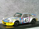 スパーク 1/43 ポルシェ 911カレラ '73 ルマン ...