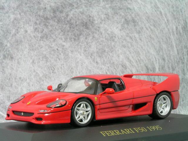 車, ミニカー・トイカー ixo 143 F50 ( 1995 )