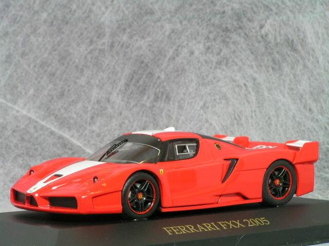 車, ミニカー・トイカー ixo 143 FXX ( 2005 )