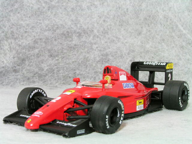 車, ミニカー・トイカー  143 F190 1990 GP