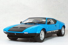 Kyoshoミニカー1/18スケールデトマソパンテーラGT4ブルー/ブラック