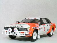 OTTOモデルス1/18スケールニッサン240RS1984年サファリラリー