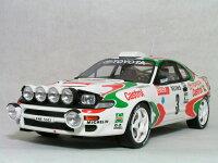 OTTOモデルス1/18スケールトヨタセリカ(ST185)GT-FOUR1993年モンテカルロラリー優勝車ディディエ・オリオール/ベルナール・オセッリ