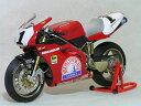 ミニチャンプス 1/12 ドゥカティ 916 ティーム ドゥカティ コルサ バージノ、1995年 WSB チャンピオン カール・フォガティー