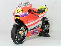 ミニチャンプス1/12ドゥカティデスモセデッチGP11.1バレンティーノ・ロッシモトGP2011年ドゥカティワークスチーム