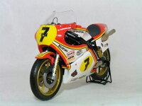 ミニチャンプス1/12スケールスズキRG500バリー・シーン1977年グランプリワールドチャンピオン