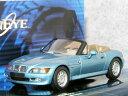 ミニチャンプス 1/43 BMW Z3 / 007 ボンド コレクション / ゴールデンアイ