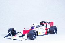 ミニチャンプス1/18スケールマクラーレンホンダMP4/5アラン・プロスト1989年ワールドチャンピオン
