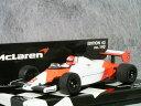 ミニチャンプス 143 マクラレン フォド MP41C ニキ・ラウダ、1983年 USA GP