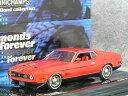 ミニチャンプス 1/43 フォード マスタング マッハ1 / 007 ジェームス・ボンドダイアモンドは永遠に