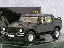 ミニチャンプス 1/43 ランボルギーニ LM002 / 1984年 ブラック