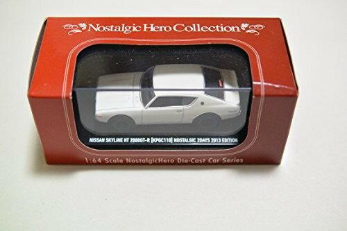 車, ミニカー・トイカー  164 HT 2000GT-R KPGC110( NOSTALGIC 2DAYS EDITION