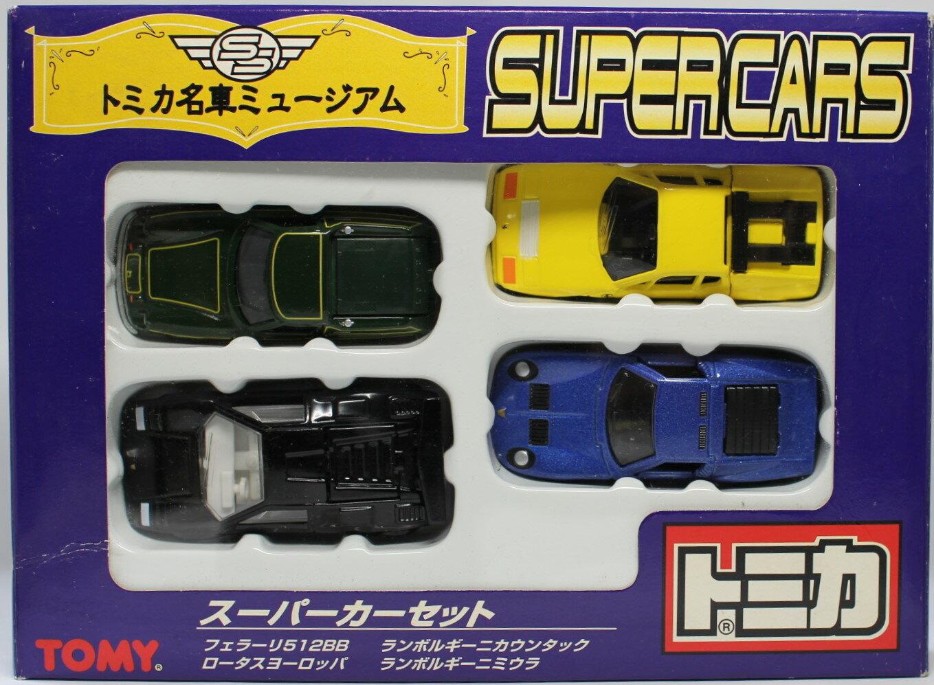 車, ミニカー・トイカー USED SUPERCARS 240001010590