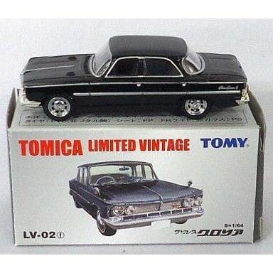 車, ミニカー・トイカー  LV-02f tomica limited vintage