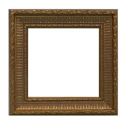 樹脂アンティークおしゃれフレームゴールド8208額縁寸法100mm×100mm窓枠寸法86mm×86mm2mmアクリル/裏板付/壁掛け用/箱なし/卓上スタンドは付いておりません