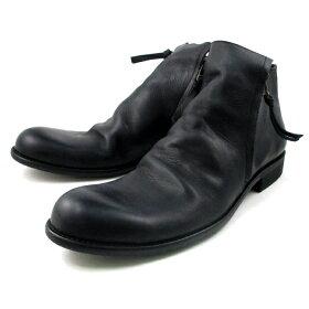 アルジスブーツARGISサイドジップブーツメンズ12112〔BLACK〕men'sboots送料無料本革日本製2014秋冬