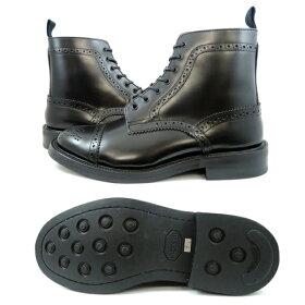 ロッキングシューズLockingShoesbyFootMonkeyフットモンキーキャップトゥウィングチップブーツCAPTOEWINGTIPBOOTS919ブラックメンズ男性用men'sbootsブーツ送料無料