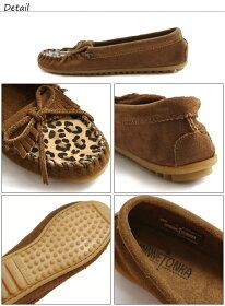 ミネトンカモカシン正規品MINNETONKALEOPARDKILTYMOCレパードスエードモックレディースモカシンシューズスウェードヒョウ柄レオパード女性用靴ladiesmoccasinshoes送料無料
