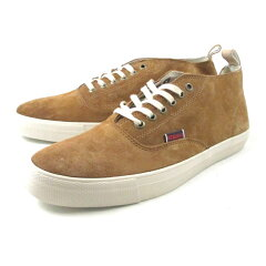 Trainers Suede Mid Cut: SBG21001 Brown