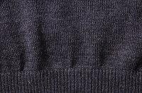 カーディガン(ウール50%・アクリル50%)黒紺チャコールグレー【男女兼用】スクールニットSCHOOLsceneスクールシーン