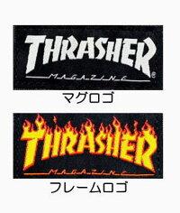 THRASHERスラッシャーフラップバックパック/大容量29L/リュックサック/PCスリーブ/ブラック/通学/スクールバッグ/TH-45