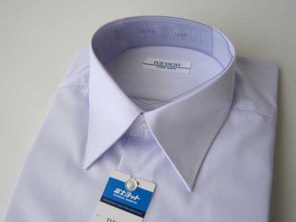【形態安定】長袖カッターシャツ 170A~185A【ミラクル消臭】空気触媒加工TST88L 富士ヨット学生服