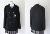 スクールピーコート(ネイビーダークグレーブラック)SweetTeenカンコー学生服製